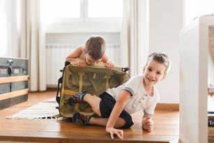 Bőröndbarát csomagolás